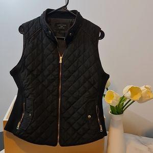 🏷SALE🏷LARGE women's Zip Vest Like New